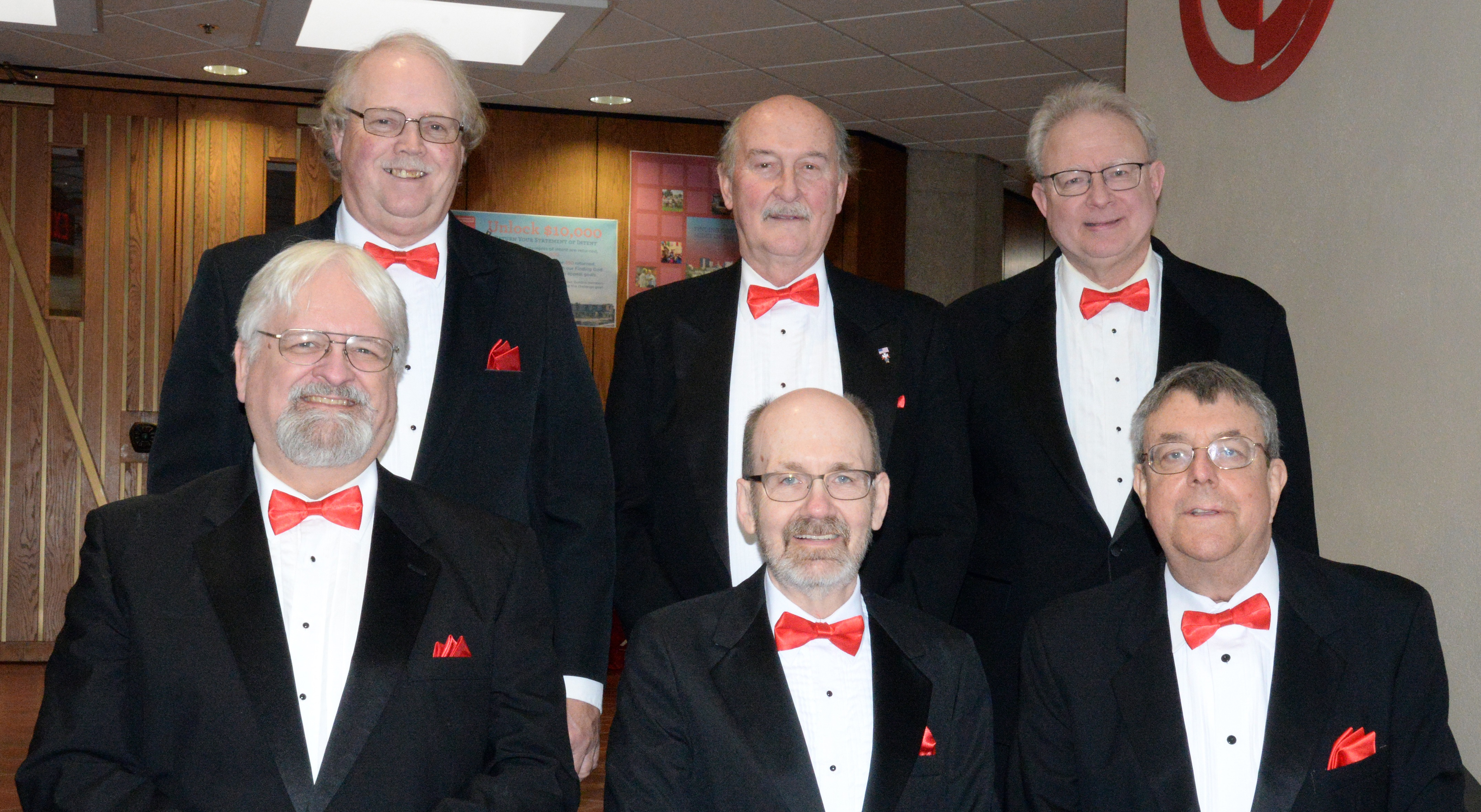 Rochester Male Chorus Board